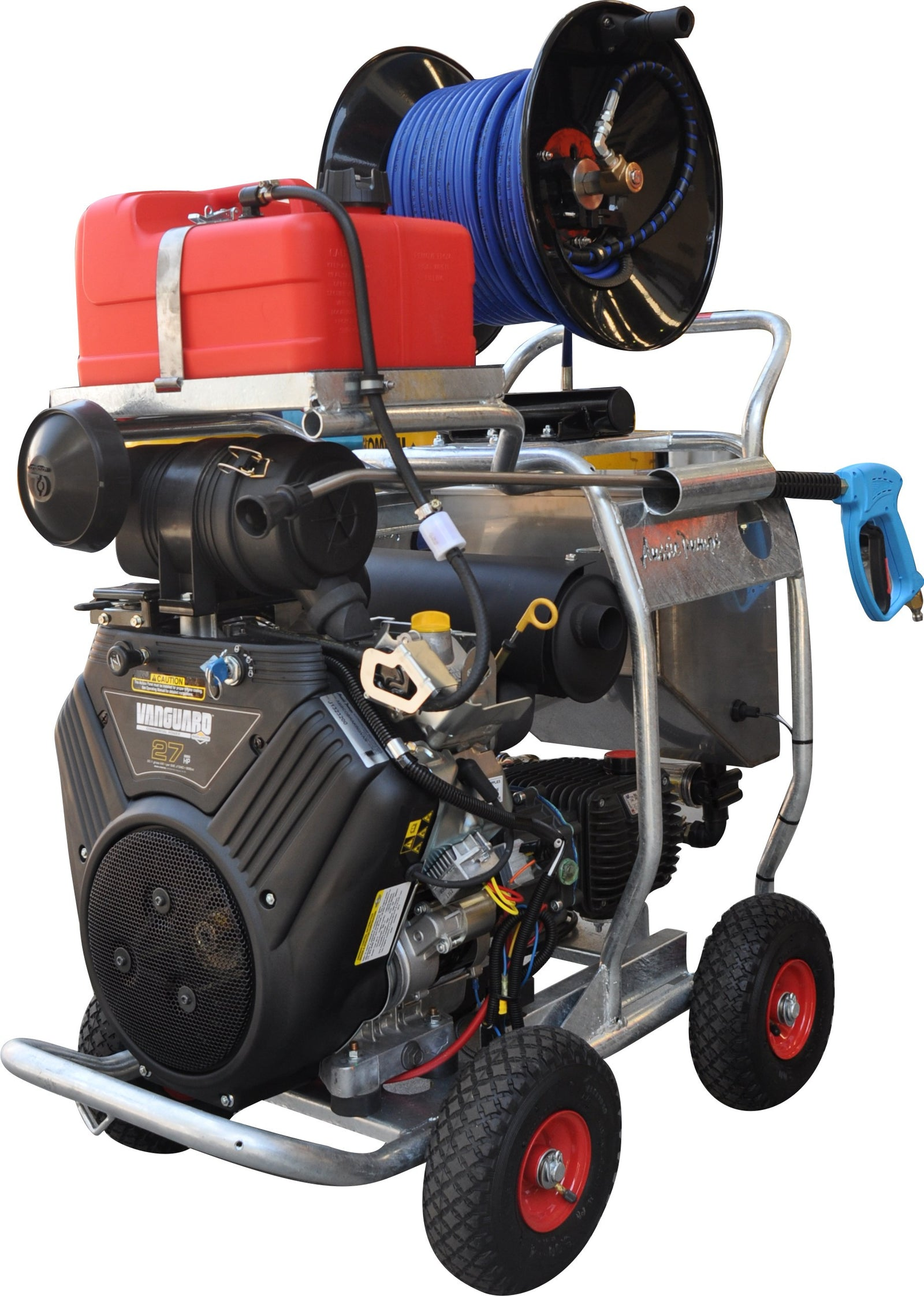 5,000 PSI King Cobra Vanguard Drain Cleaner