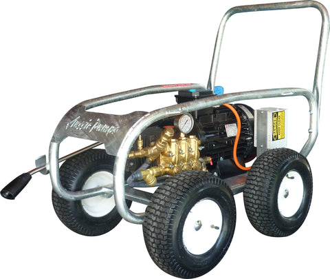 2,000 PSI Monsoon Scud 140 Single Phase Electric Pressure Washer (ex GST)
