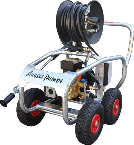 2,175 PSI Black Box Single Phase Electric Pressure Washer