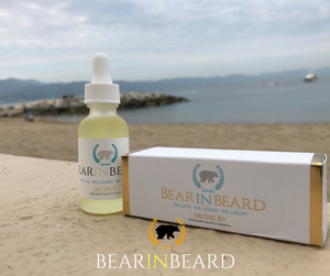 ARCTIC E+ BEARD OIL