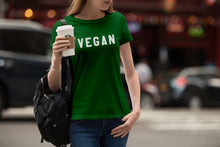 "Load image into Gallery viewer, ""Vegan"" T-Shirt"