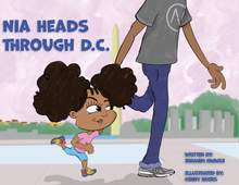 Load image into Gallery viewer, (Digital Download) Nia Heads Through D.C. -