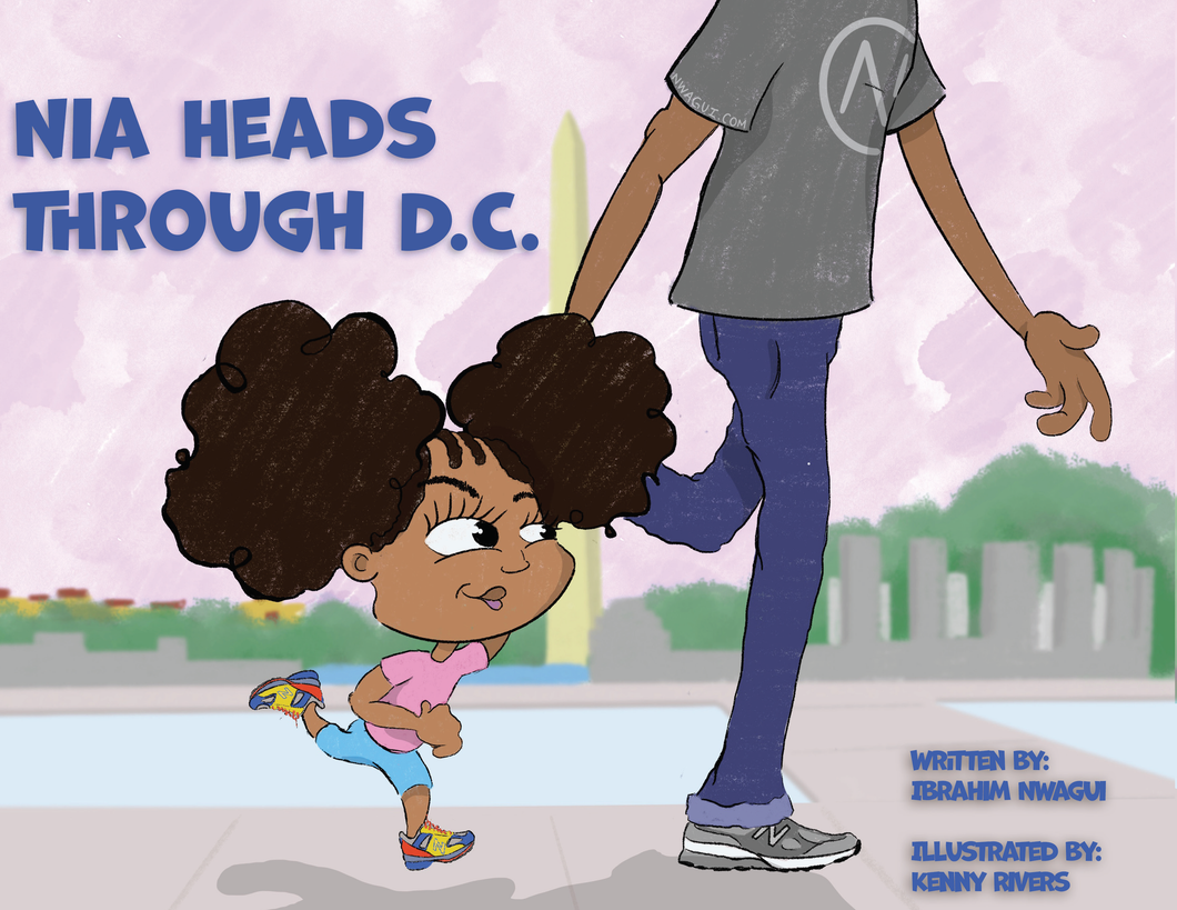 (Digital Download) Nia Heads Through D.C. -