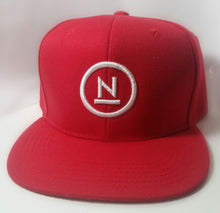 Load image into Gallery viewer, Nwagui Snap-Back (Red)
