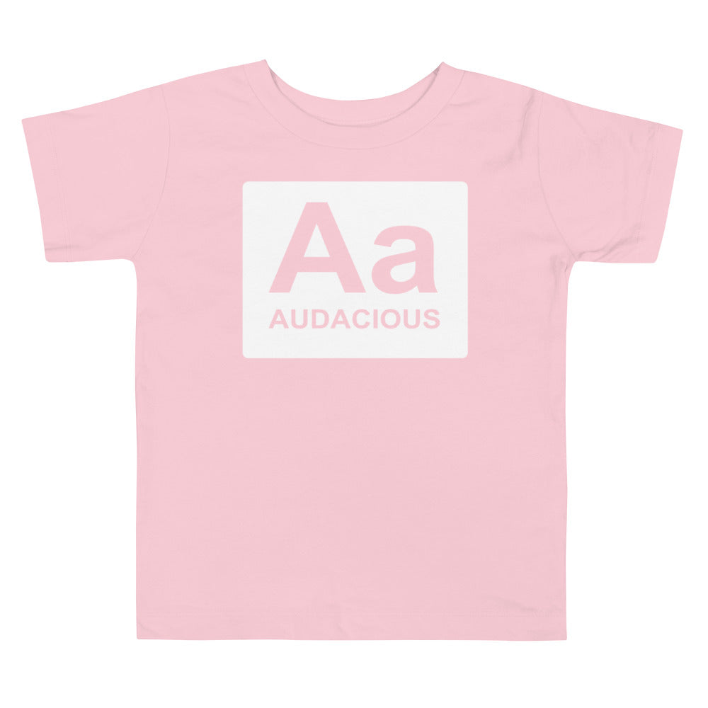 Audacious Toddler T