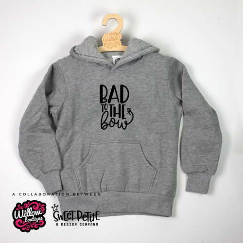 Bad To The Bow-Hoody