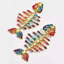 Rainbow Fish Earrings