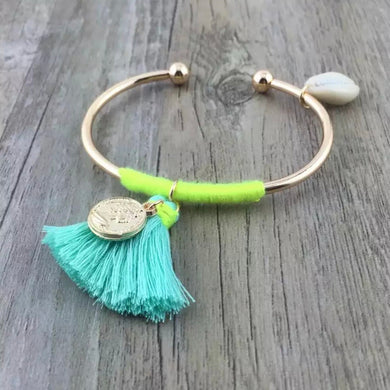 Lime In The Coconut Bracelet