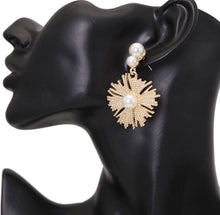 Crowned Earrings