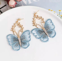 Butterfly Blooms Earrings