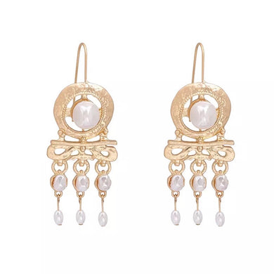 Para Una Reina Earrings