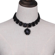 Blacked Out Choker