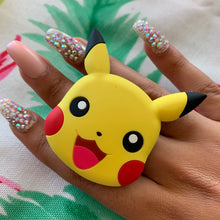 Pika Pika Pop Socket