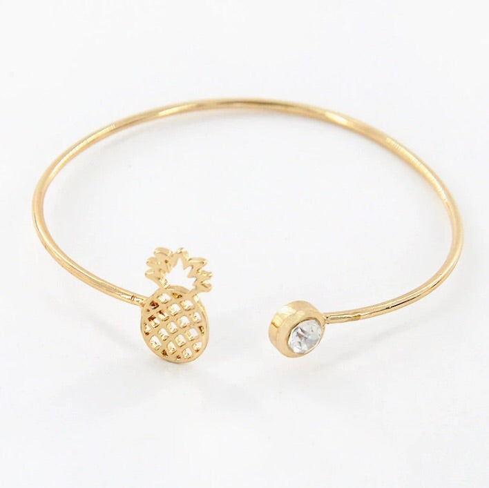 You're A Fineapple Cuff Bracelet