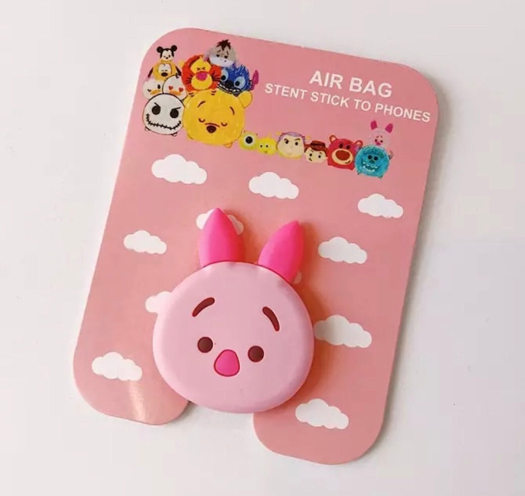 Wonderful Thing About Piglets Pop Socket
