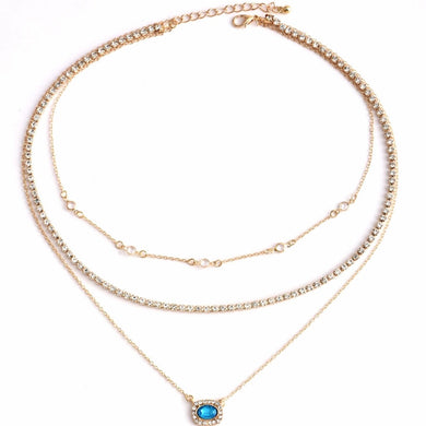 Reina Del Caribe Necklace