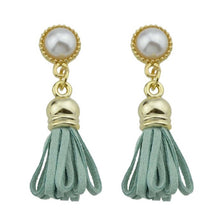 Mint For You Dangling Earrings