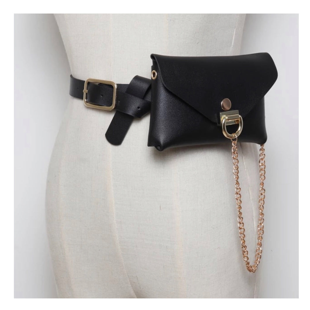 Chained At The Hip Belt Bag