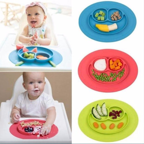 Happy Face Kids Placemat