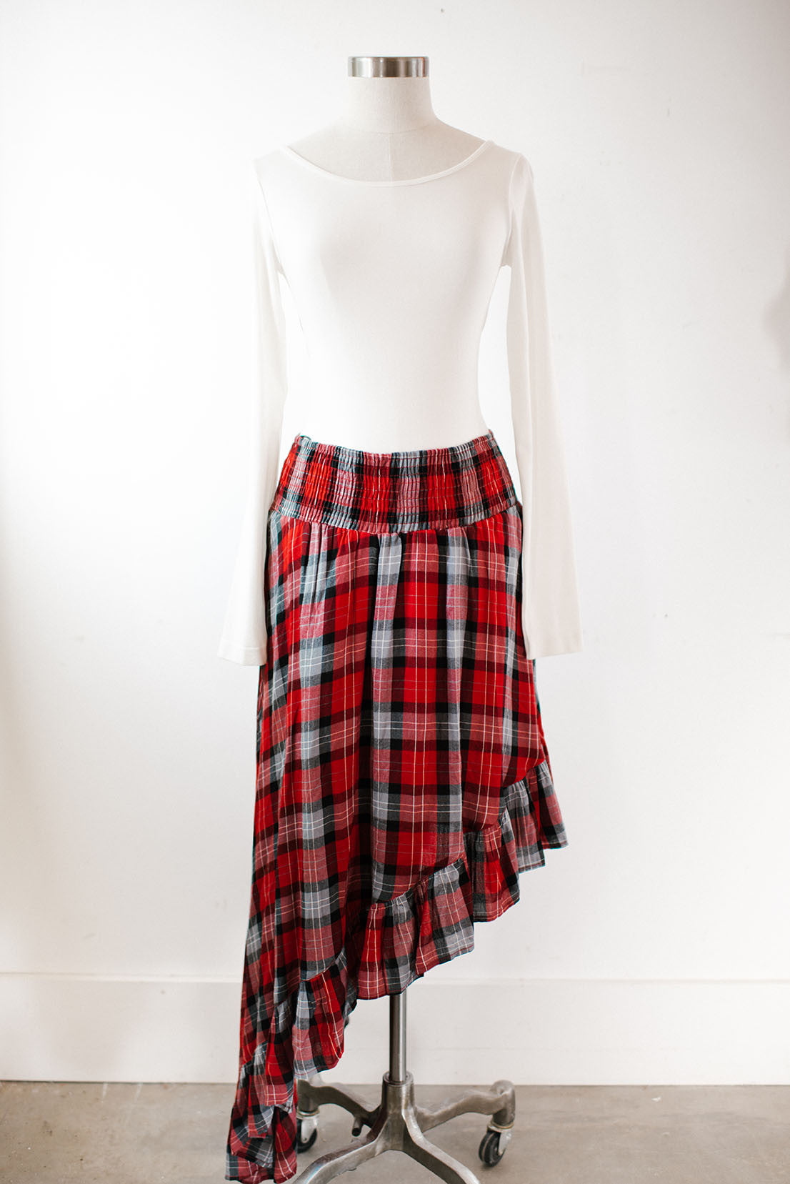 Rodeo West Asymmetry Skirt