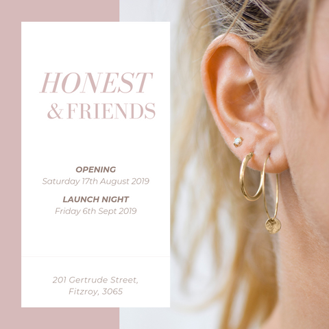 Honest And Friends are opening a store