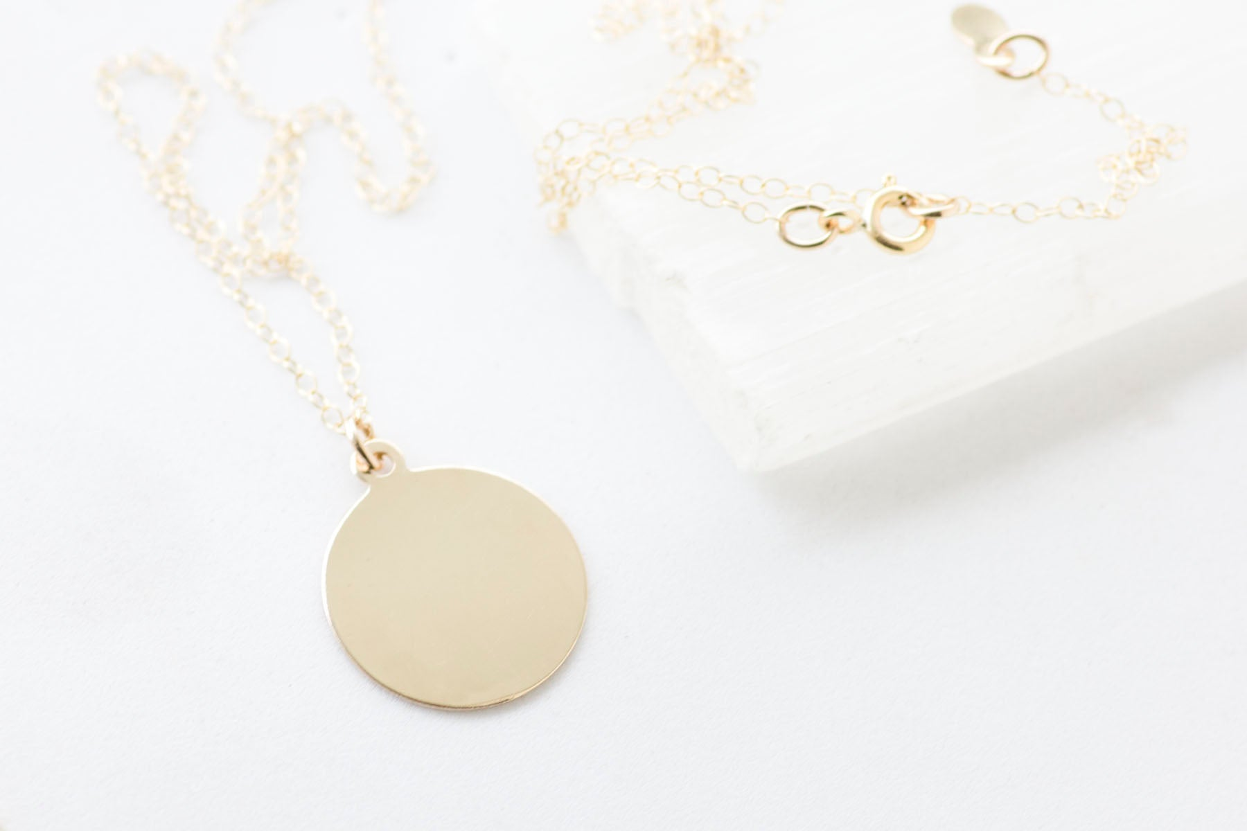 Atlas necklace -IvyDesignJewellery