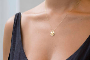 AMulet necklace by Ivy Design Jewellery