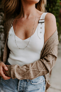 Long Light Necklace