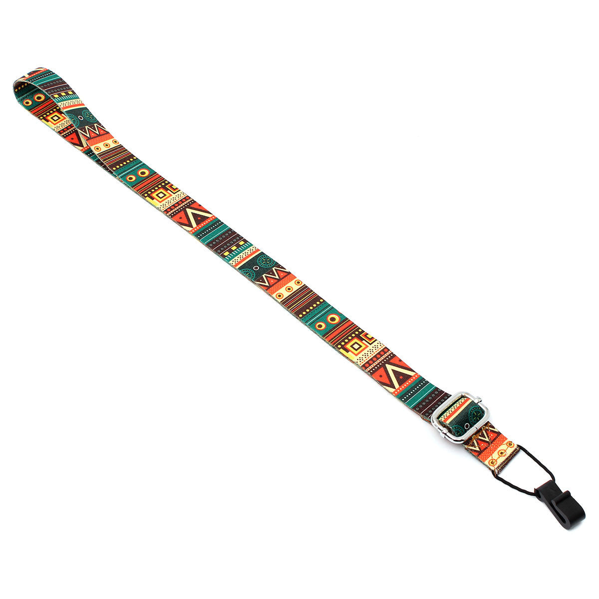 46.5-74cm Adjustable Nylon Ukulele Strap