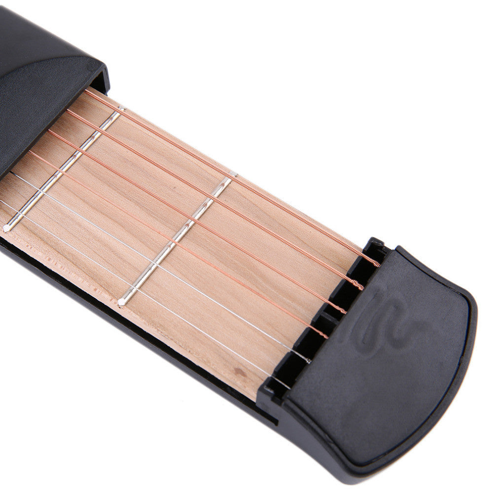 Portable Pocket Acoustic Guitar Practice Tool - 6 String