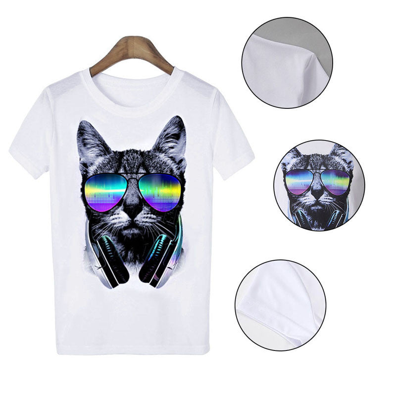 DJ Cat T Shirt