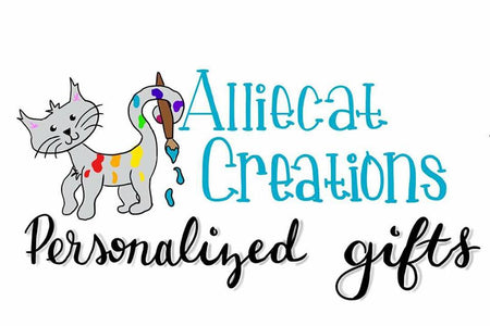 Alliecat Creations Personalized Gifts