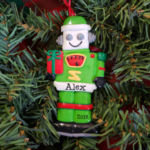 Robot Ornament