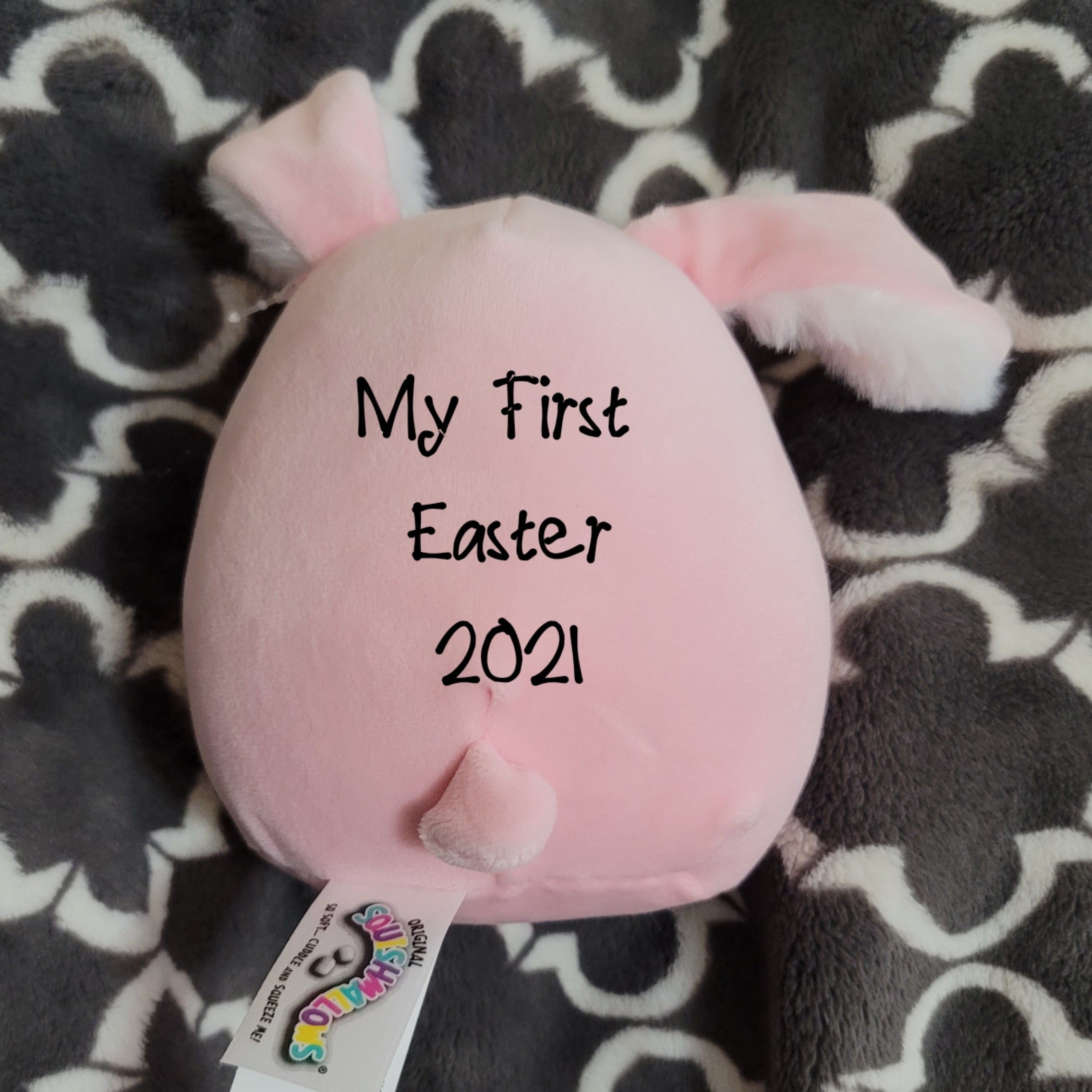 "Add ""My First Easter"" to squishmallows"