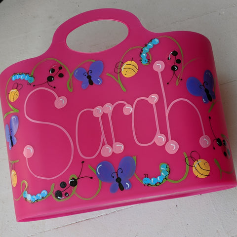 Personalized Bubble Tote