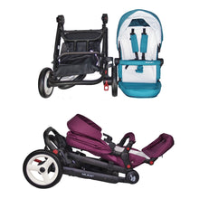PILOT Stroller & Bassinet Bundle