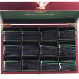 12 Compartment Tea Chest