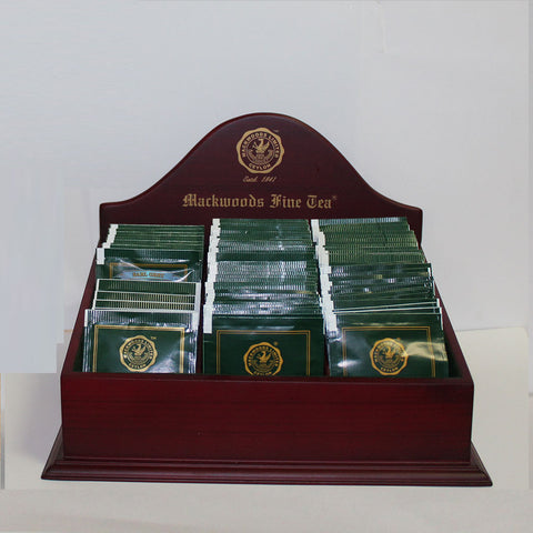 Tea Chest 6 Compartment