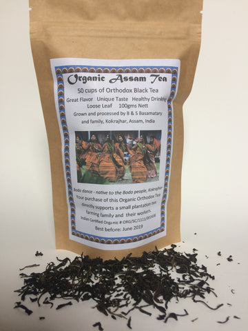 Organic Orthodox Black Tea