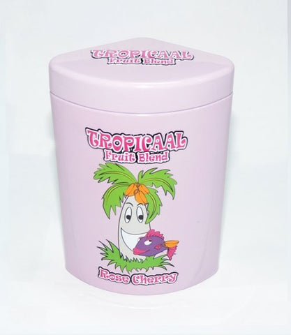 Tropical Fruit Blend Rose Cherry