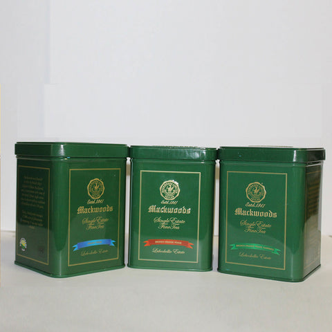 Teriffic Tea Trio Caddies