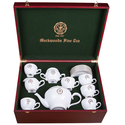 Mackwoods Tea Chest