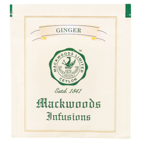 Ginger Infusion Fine Tea Bags