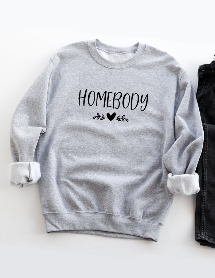 kara ashley, design, sweatshirt, fall, cozy, homebody, magnolia, farmhouse