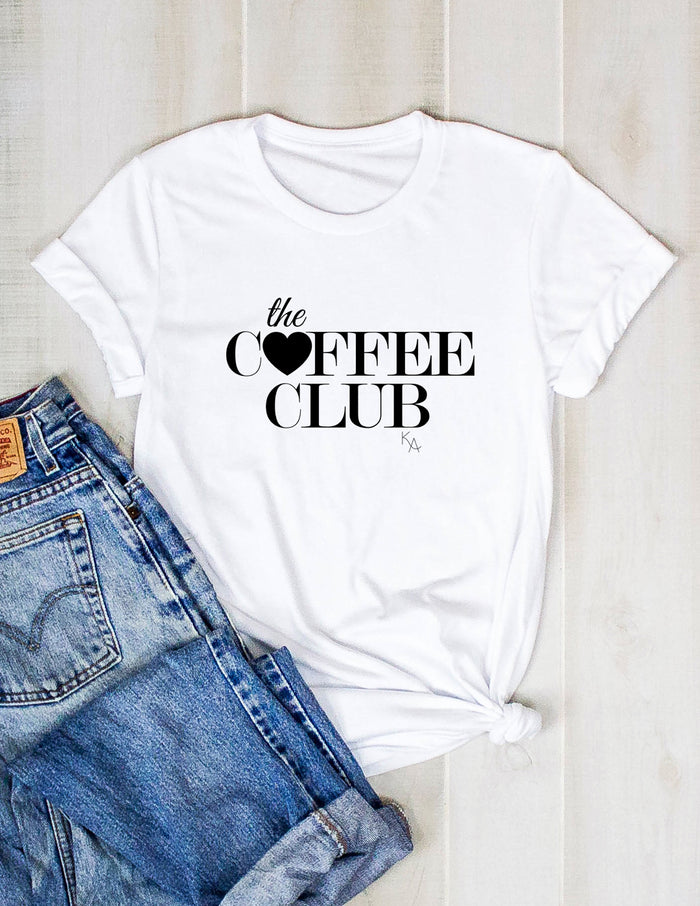 The Coffee Club Tee