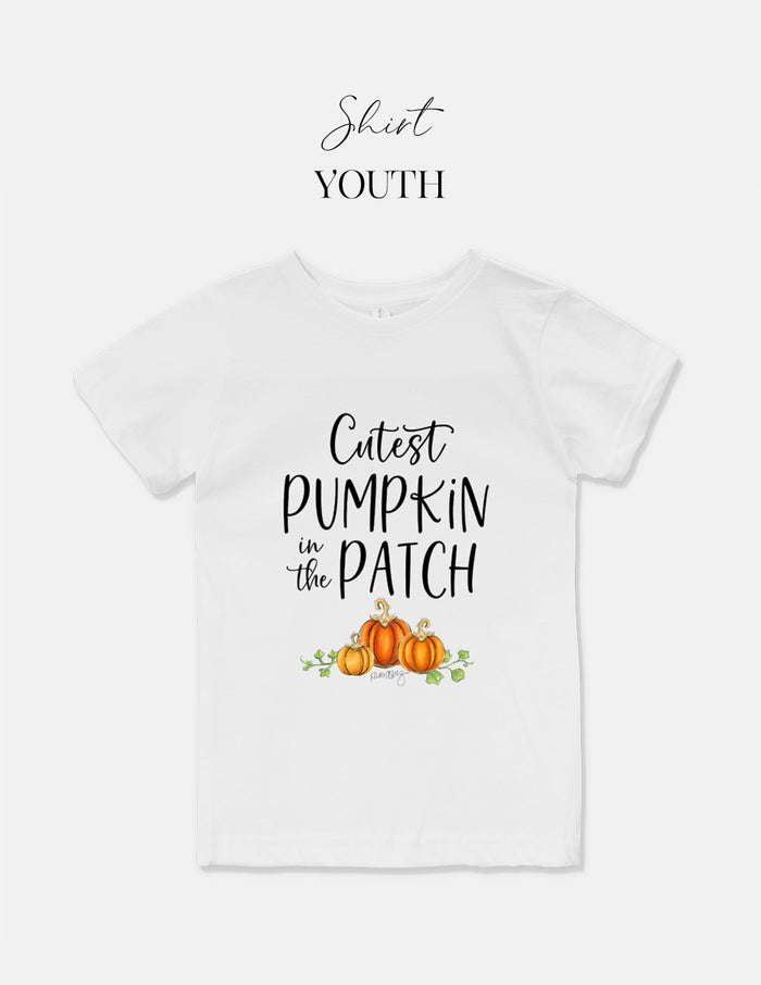 kara ashley, tee, youth, pumpkin, pumpkin patch, fall, cute, mommy & me, matching