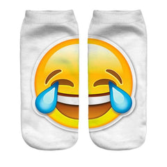 Emoji Socks (10 Options)