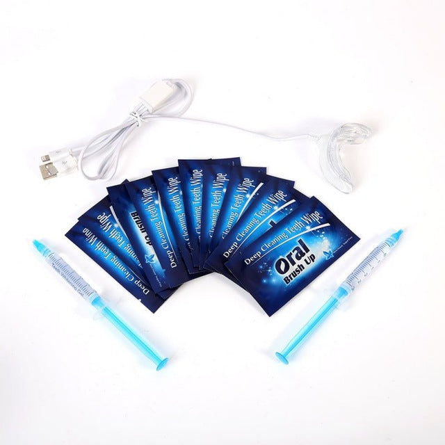 Pearl Elite At-Home All-in-One Teeth Whitening System