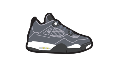 Cool Gray 4's Air Freshener
