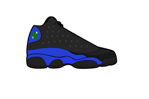 Hyper Royal 13's Air Freshener